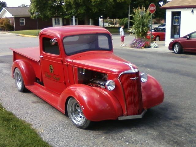 a hobby car