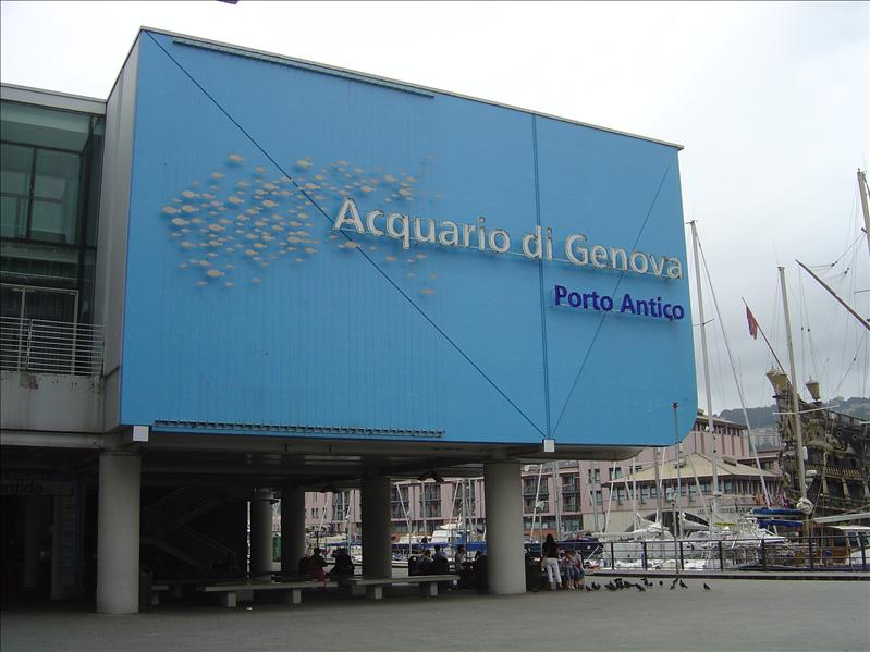 Genova city,Columbus birth place
