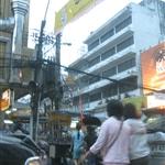 Bangkok city centre