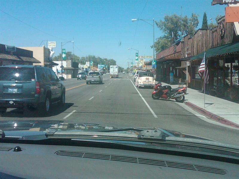 Down Town Lone Pine