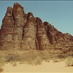 wadi rum, jordan  may2000