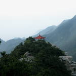 West Side,LuShan,(庐山),JiangXi(江西),China,Jun 2012