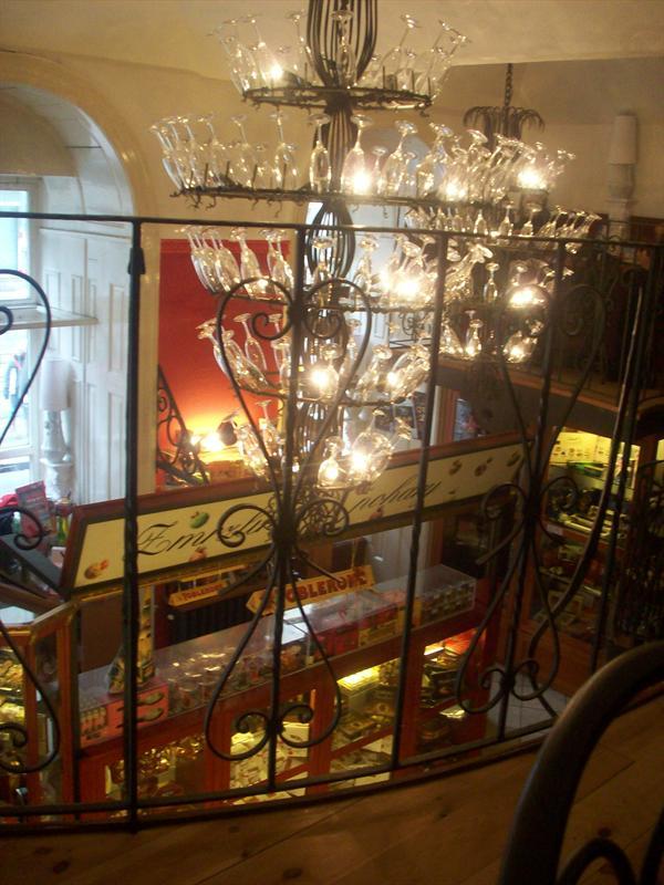 Cool chandelier
