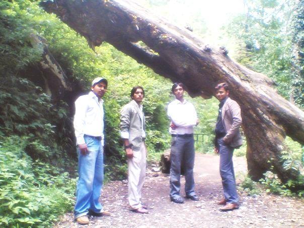 Waqas Majeed Friends