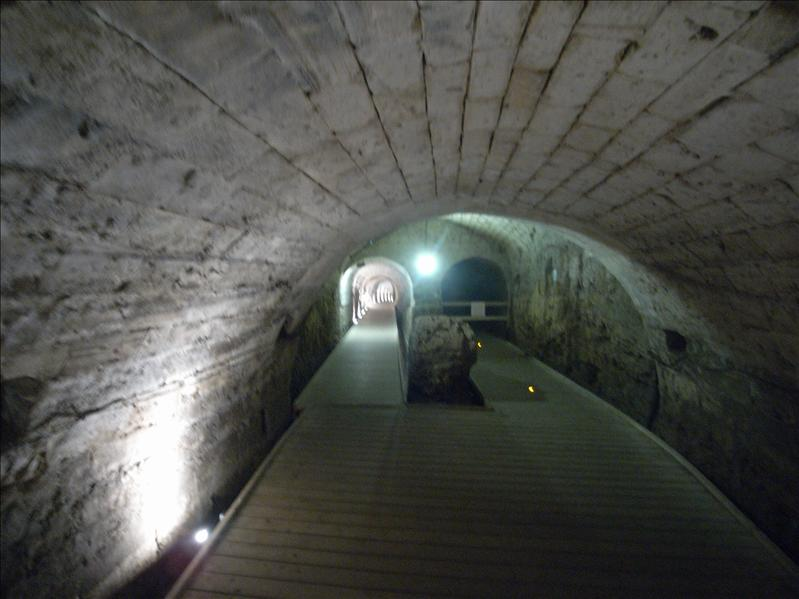 templar crusader tunnel Akko (Acre)