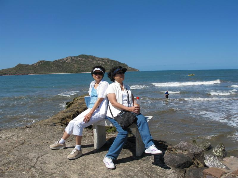 beach in Mazatlan