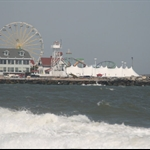 Ocean City Boardwalk stunning Travel with Beach attractions