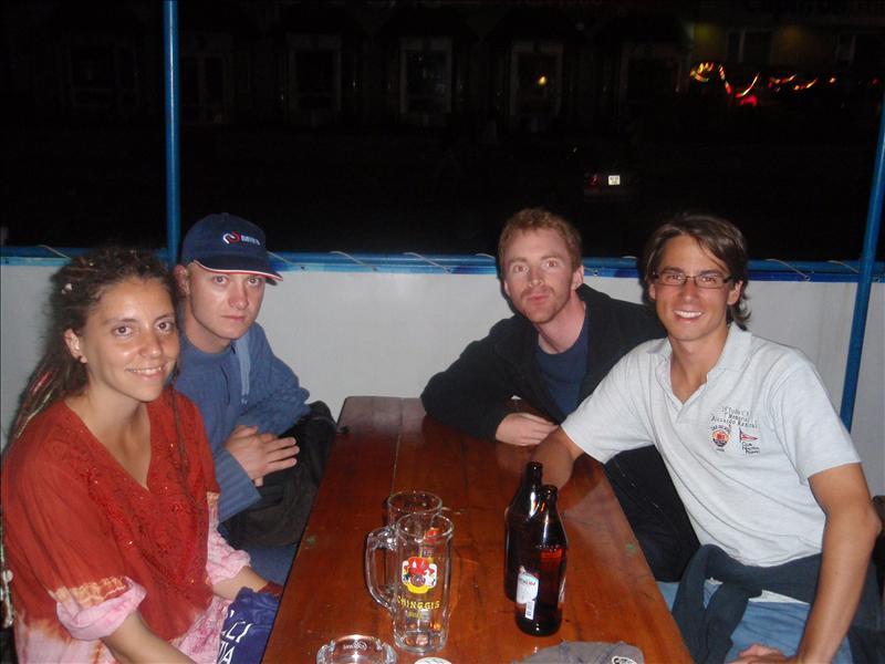 Susanna, Zoran, me & Marin