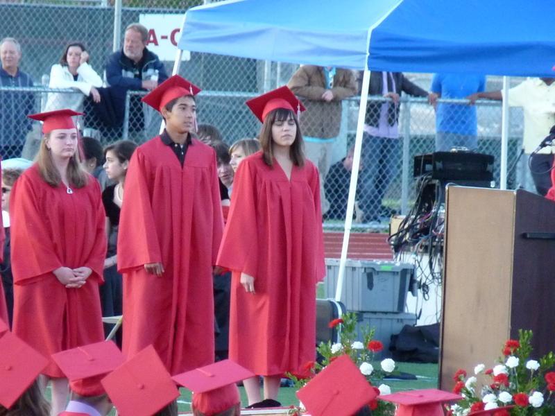 Lia graduates !!!!