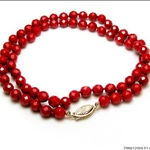 6cm 红珊瑚项链 001.jpg