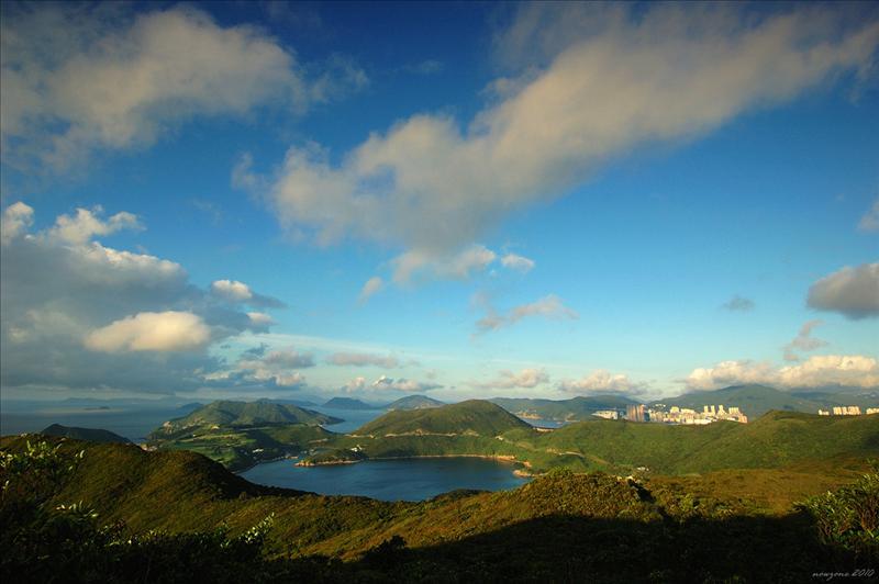 南看清水灣半島