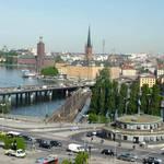 Stockholm ZWEDEN 29mei-1jun08