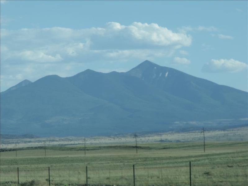 Highest point in Flagstaff