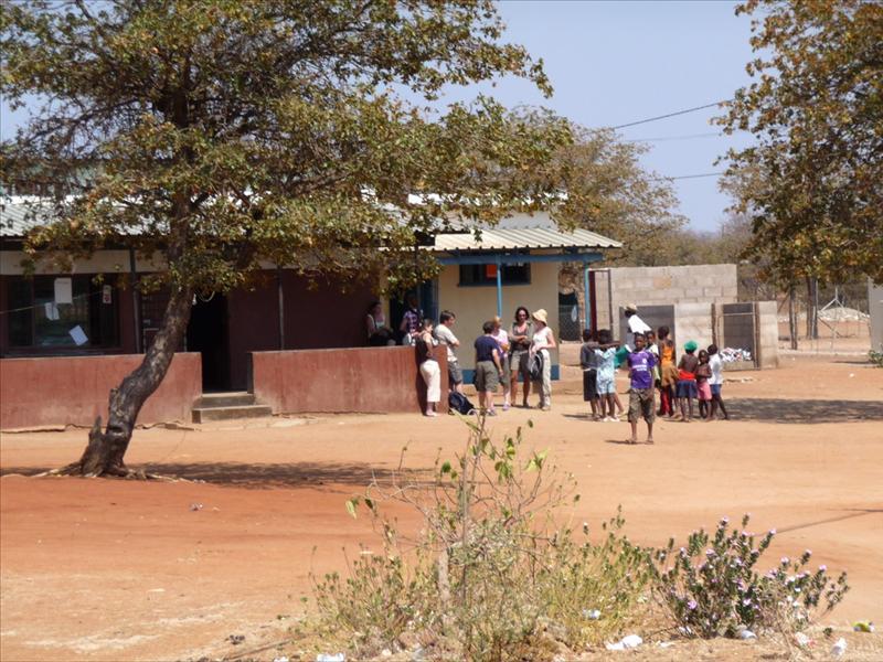 Mathathane Village