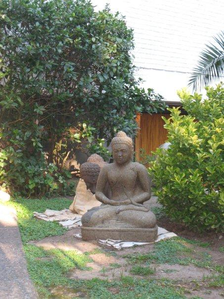 En Buddha til Anne