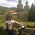 Mosteiro de Oseira ... o trabalho que deu lá chegar ... e de lá sair ...