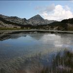 Малко езерце в Бъндеришкия циркус.