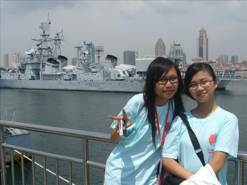 Tiffany @ 海軍博物館