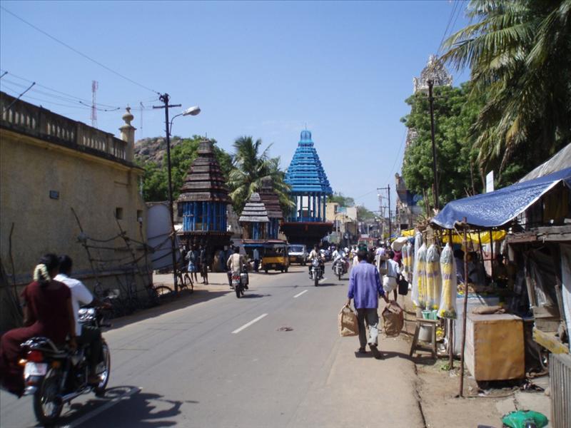 Tirukalikundram - South India