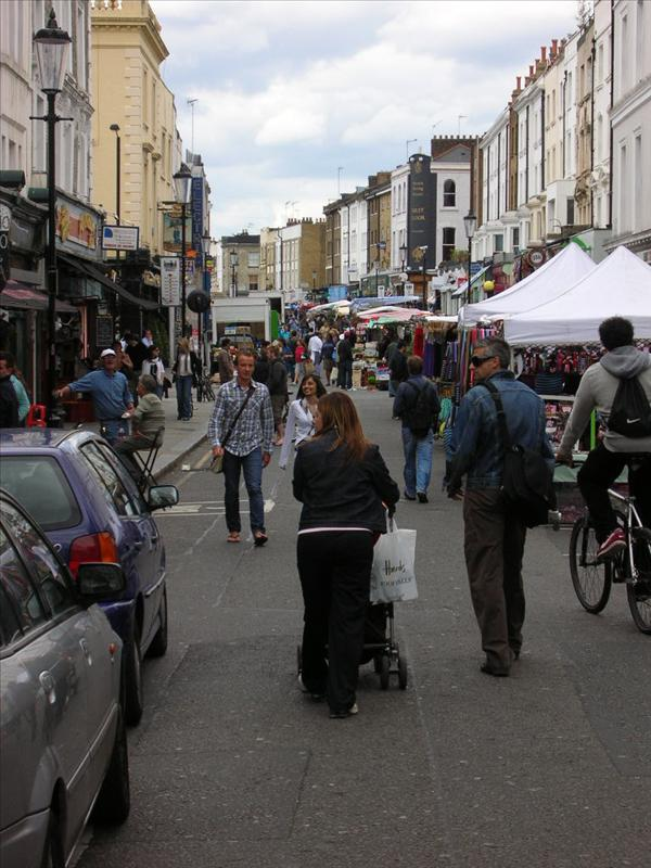 Portobello Markets - 22nd May