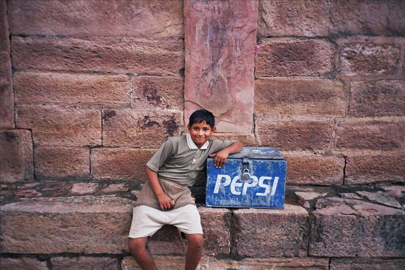 Niño de Gwalior - Soul India