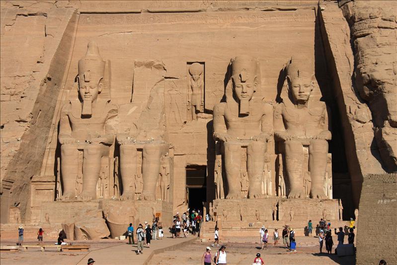 Tempel Ramses II