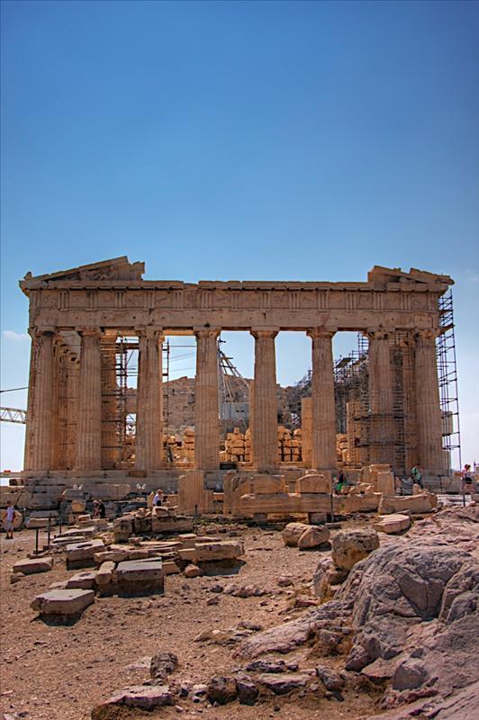 Παρθενών (The Parthenon)
