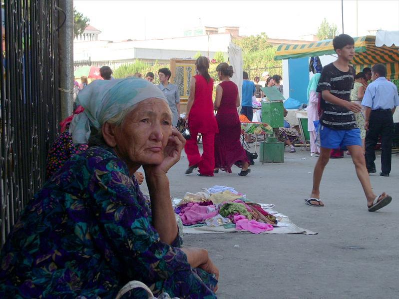 Chorsu Bazaar (Uzbekistan)