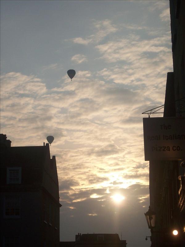 Air balloons!