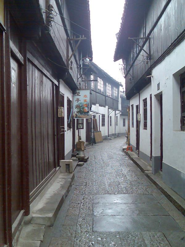 安静的街道
