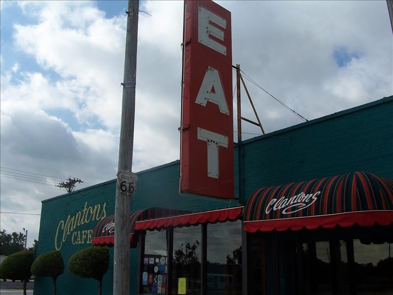 Clanton's Cafe owned by the same family since 1927