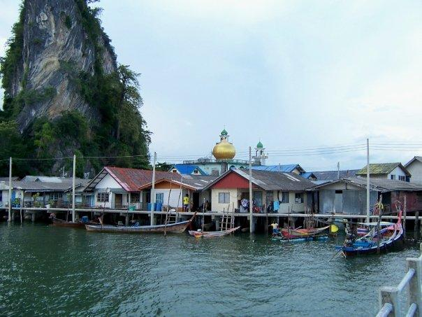 KO PANYI - MUSLIM FISHING VILLAGE, PHANG-NGA, THAILAND