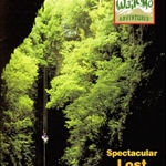 INTO THE LOST WORLD OF WAITOMO, NI - MAR 2004