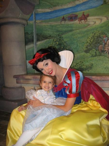 AVa and Snow White