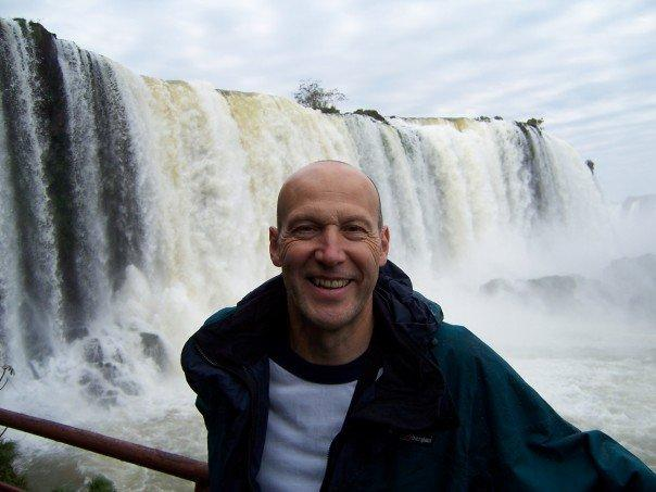CHILLING OUT IN IGUACU
