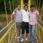 Ashlesh , Prashanth and Sandeep