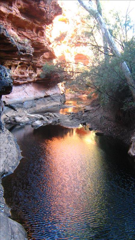 Garden of Eden in Kings Canyon