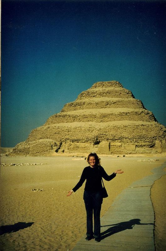 Steppe Pyramid