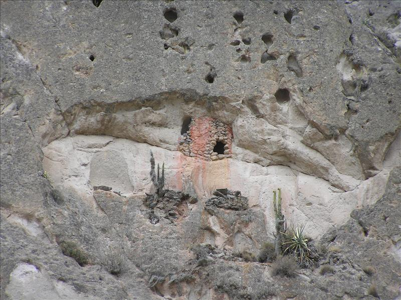 an Andean High Priest Tomb