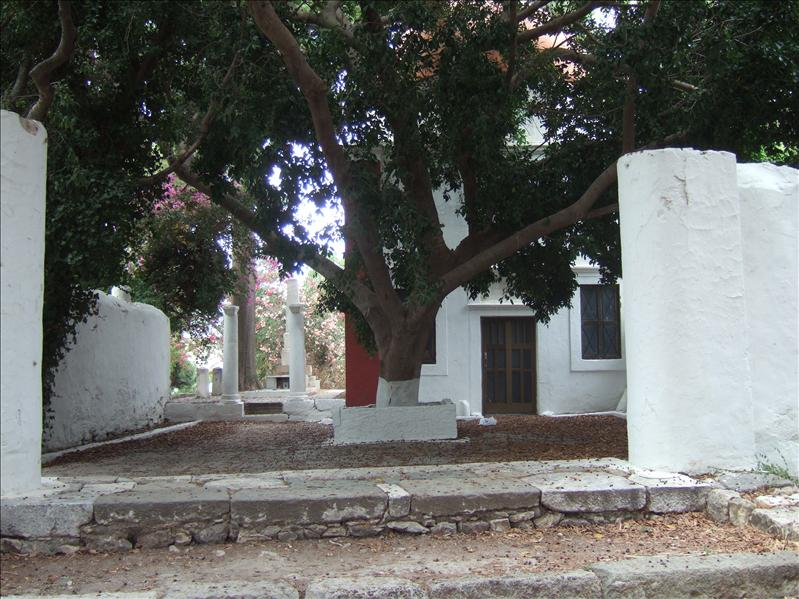 Kos Town - Church of St George