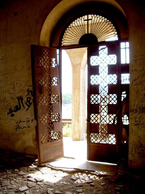 Broken Church (Syria)
