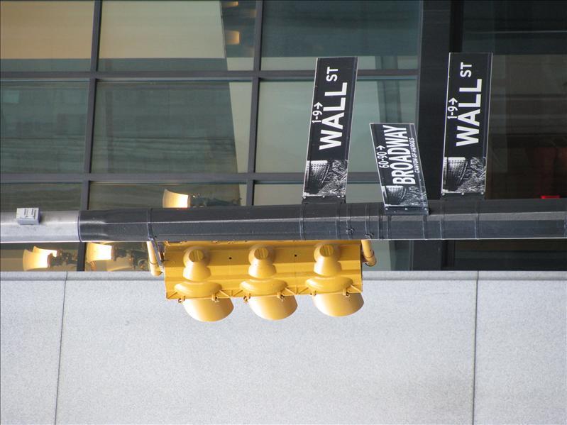 Wall Street!!