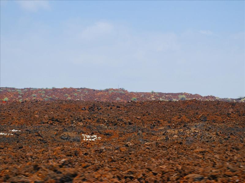 Kona - Endless lava hills