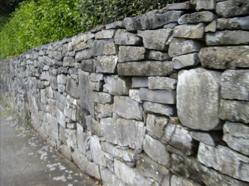 another stone wall