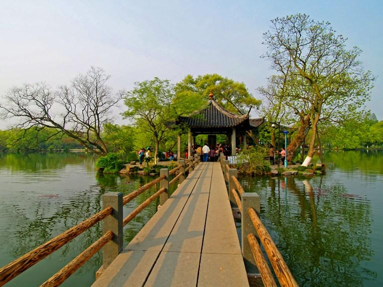west lake, hangzhou