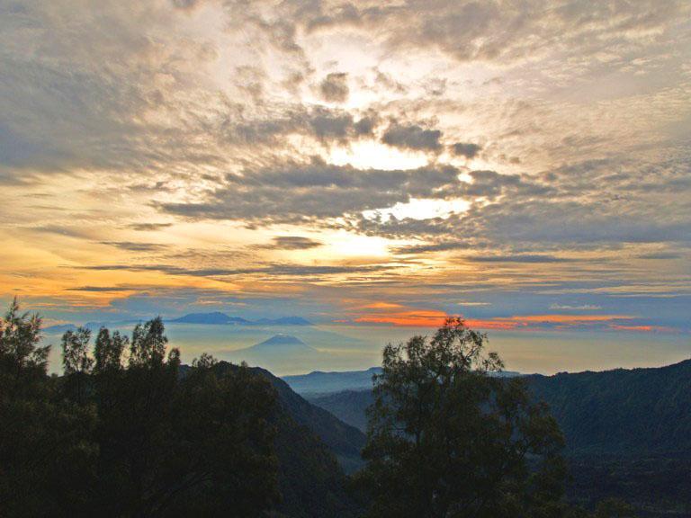 Sunrise on Mt. Bromo
