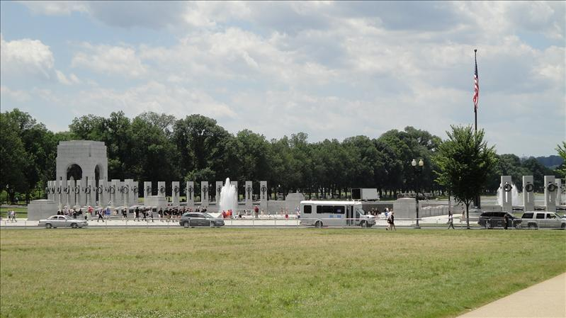 WWII Memorial....