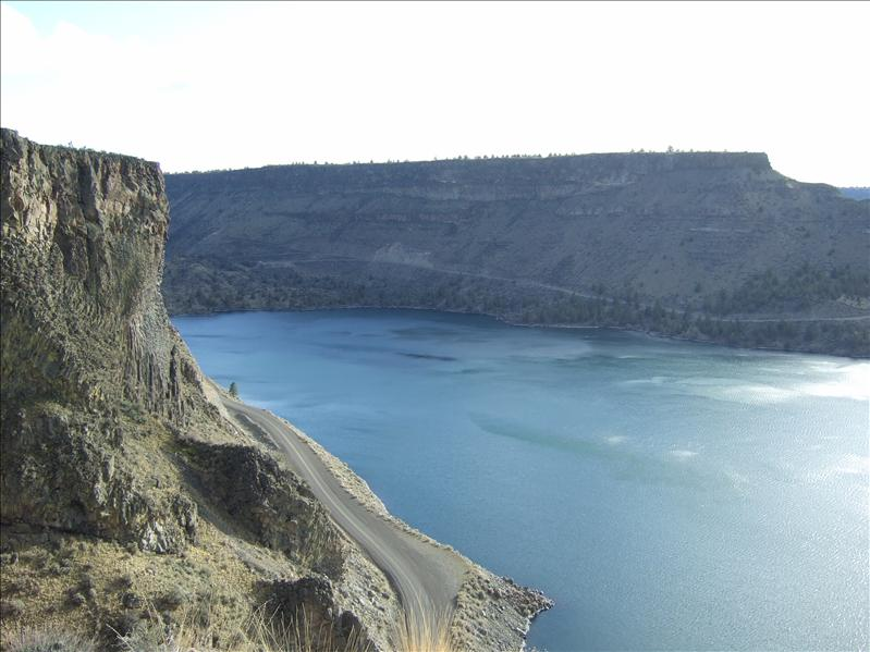 The Cove Palisades State Park, Oregon