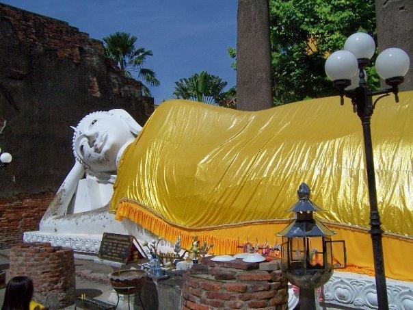 AYUTHAYA HISTORICAL PARK, THAILAND