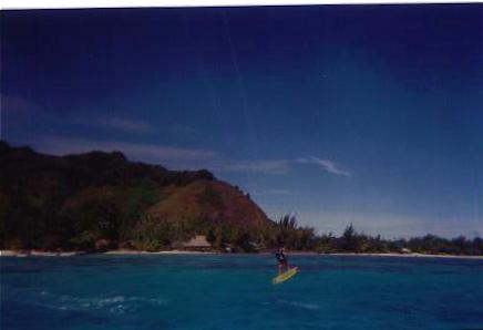KITE SAILOR,MORREA,COOK ISLANDS
